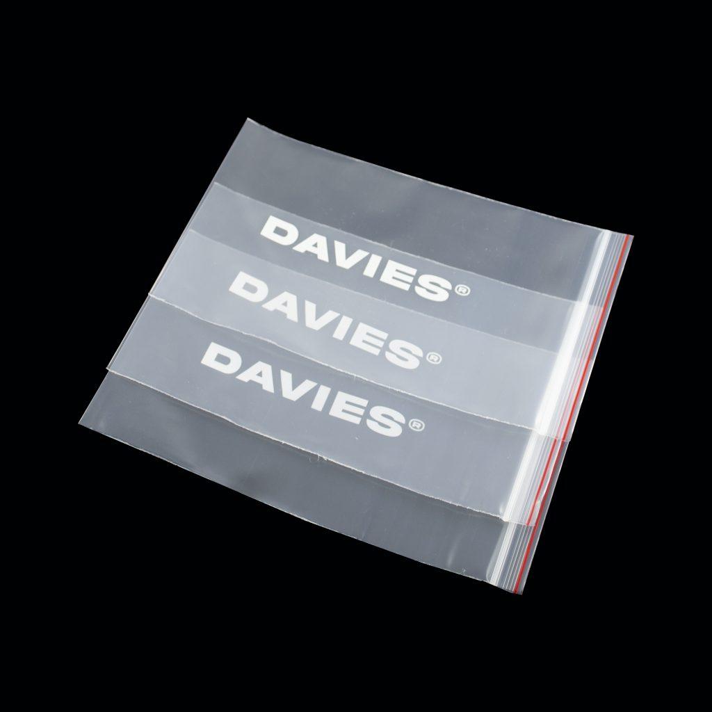 Bao Zipper in DAVIES