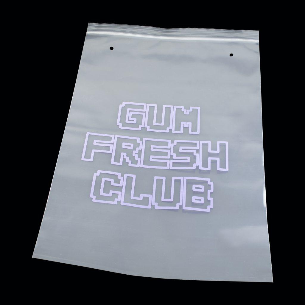 Túi Zipper in GUM FRESH CLUB